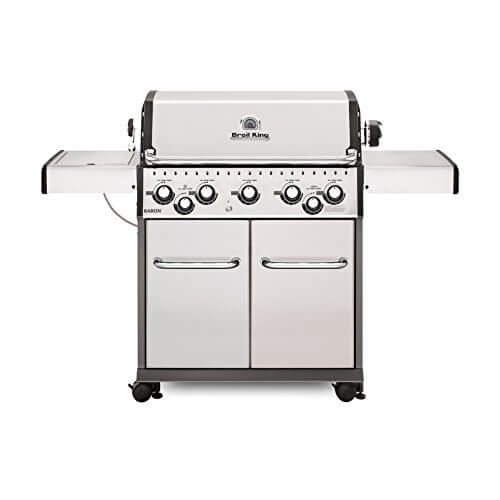 Broil King 923587 Baron S590 Natural Gas Grill