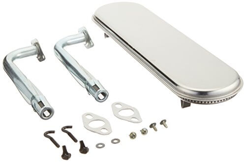 Music City Metals 11602-79062 Stainless Steel Burner Replacement for Select Phoenix and Sunbeam Gas Grill Models