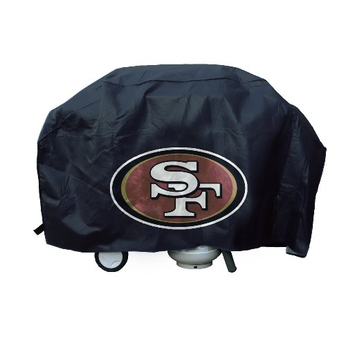 NFL San Francisco 49ers Deluxe Grill Cover