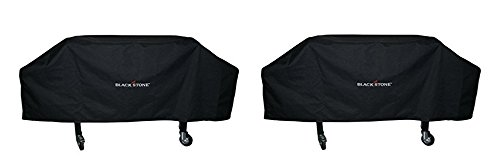Blackstone 36 Inch Grill and Griddle Cover (Fits Similar Sized Barbecue) (Pack of 2)