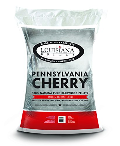 Louisiana Grills 55404 Pennsylvania Cherry Pellets, 40-Pound
