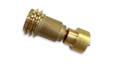 Volcano Grills Propane Valve Adapter for 1 lb Disposable LP /Steak Saver