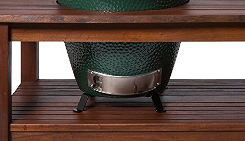 BBQ Large Table Nest Stand,Dracrays Grill Fit for Large Big Green Egg