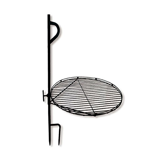 Backyard Expressions 913280 Portable Backyard Campfire, Cooking Grate