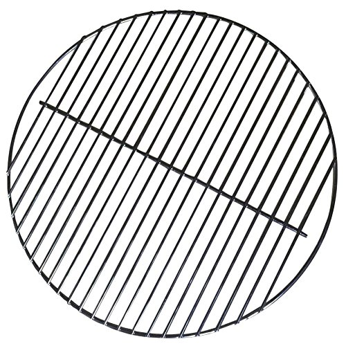 14 Inch 201 Stainless Steel Charcoal Grill Cooking Replacement Grate – For use in 14″ Weber Smokey Joe – Cool Present for Him, Man Gift