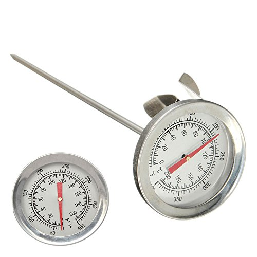 Barbecue & Picnic Supplies – Stainless Steel Bbq Probe Thermometer Barbecue Food Meat Cooking Thermometer – Sword Examine Blade Investigation Nerve Dig Into – 1PCs