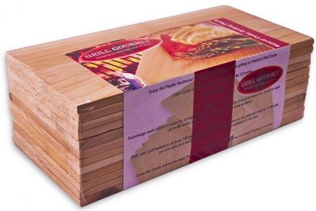 Cedar Grilling Planks – 12 Pack