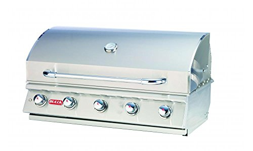 Bull Outdoor Products Renegade 5 Burner, 38″ Grill Head, Natural Gas