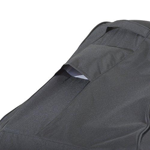 Classic Accessories 55-500-360401-EC Veranda FadeSafe Built-in Grill Cover, X-Small, Black
