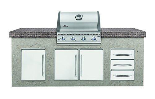Napoleon LEX 485 Built-In Grill (BILEX485NSS-1), Natural Gas
