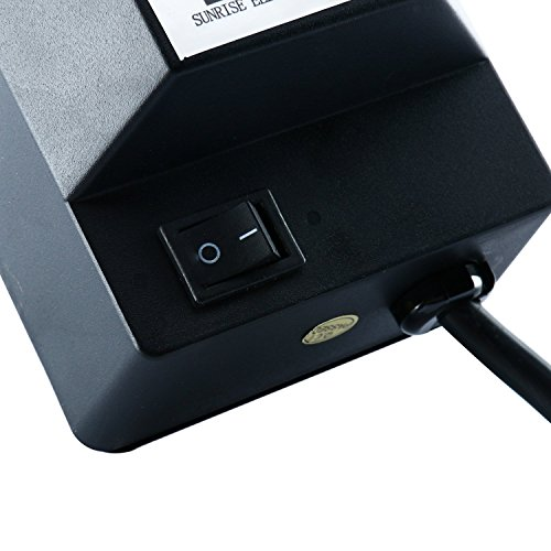 Homend Universal Grill Electric Replacement Rotisserie Motor 120 Volt 4 Watt On/Off Switch, Black (Black)