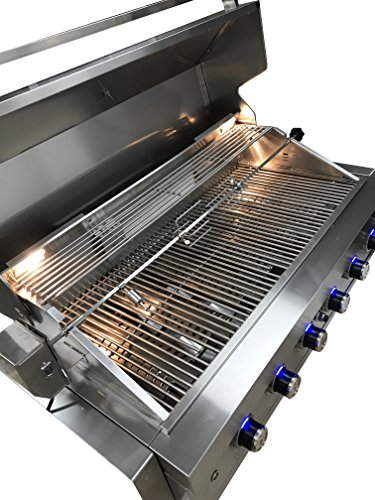 Built In Grill: Mont Alpi MABi805 805 Built-in Grill