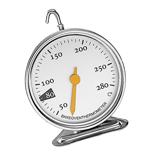 Fityle Food Meat Temperature Stand Up Dial Oven Thermometer Gauge Cooking Tools