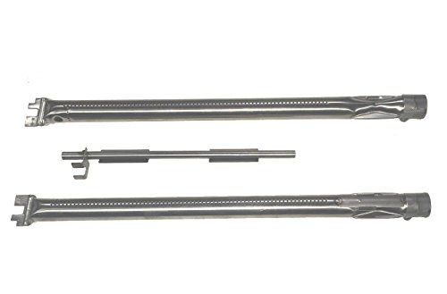 soldbbq Stainless steel grill burner set 69785 for Weber Spirit 200 Series With Up Front Controls (Model Years 2013 and Newer)