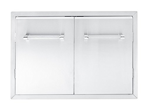 KitchenAid 780-0018 Cabinet Double Access Door, 33″, Stainless