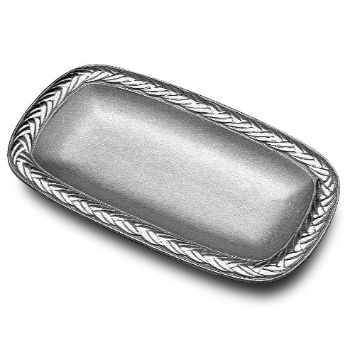 Wilton Armetale Gourmet Grillware Grilling and Serving Tray, 16.5-Inch
