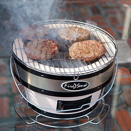 11 in. Hotspot Round Yakatori Charcoal Grill