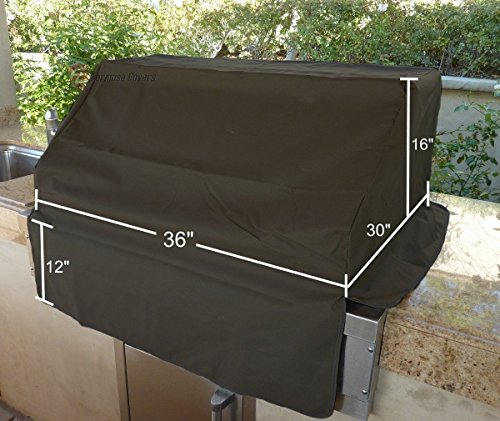 BBQ built-in grill cover up to 36″