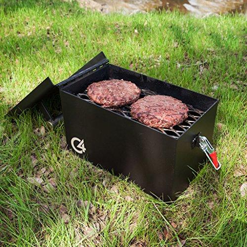 C4 Portable Grill (Black)