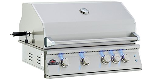 Premier Designs 32″ Barbeque Grill Natural Gas