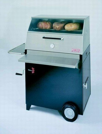 Hasty-Bake 256 Gourmet Dual Finish Charcoal Grill