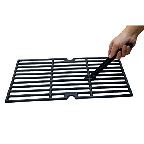 Hisencn Cast Iron Barbecue Universal Grid Lifter, Grate Lifters, 8″ Long