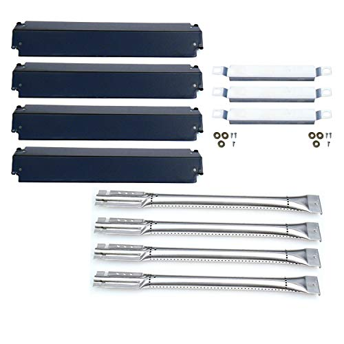 Direct store Parts Kit DG101 Replacement Charbroil Gas Grill Burners,Heat Plates and Crossover Tubes