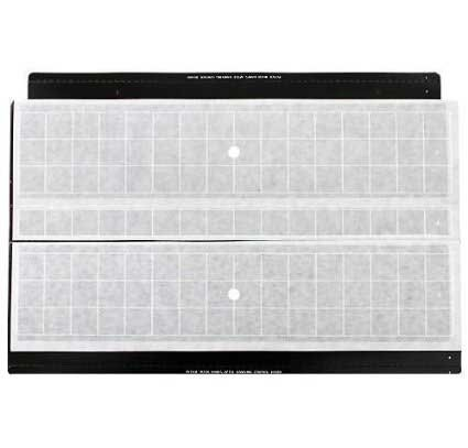 Vector Universal Ilt Replacement Glueboards Pack of 20 Vector Classic & Plasma