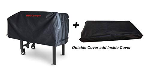BBQ Coverpro 28 Inch Grill and Griddle Cover (Fits Blackstone 28″ Grill Griddle)