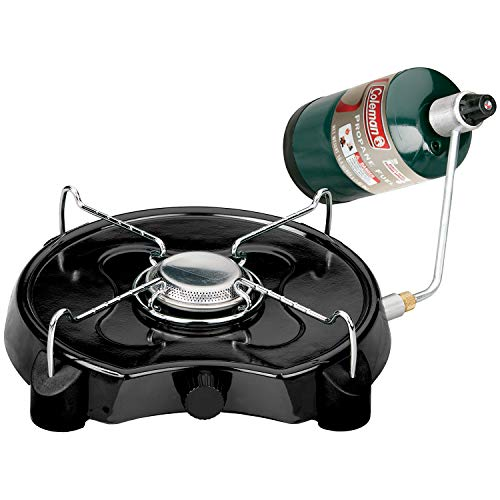 Coleman PowerPack Propane Stove, Single Burner, Coleman Green – 2000020931