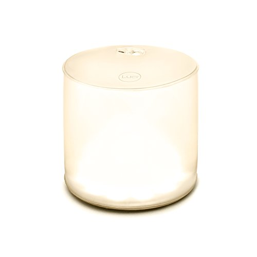 MPOWERD 1004-005-001-002 Luci Lux – Inflatable Solar Light, Finish, 5 x 4.25, Matte