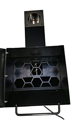 Direct Igniter Pellet Hopper KIT 12″ Pellet Smoker FIX/Build Your OWN Smoker