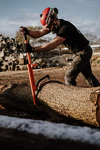LogOX 3-in-1 Forestry Multitool – The Back-Saving Log Hauler, Cant Hook, and Timberjack