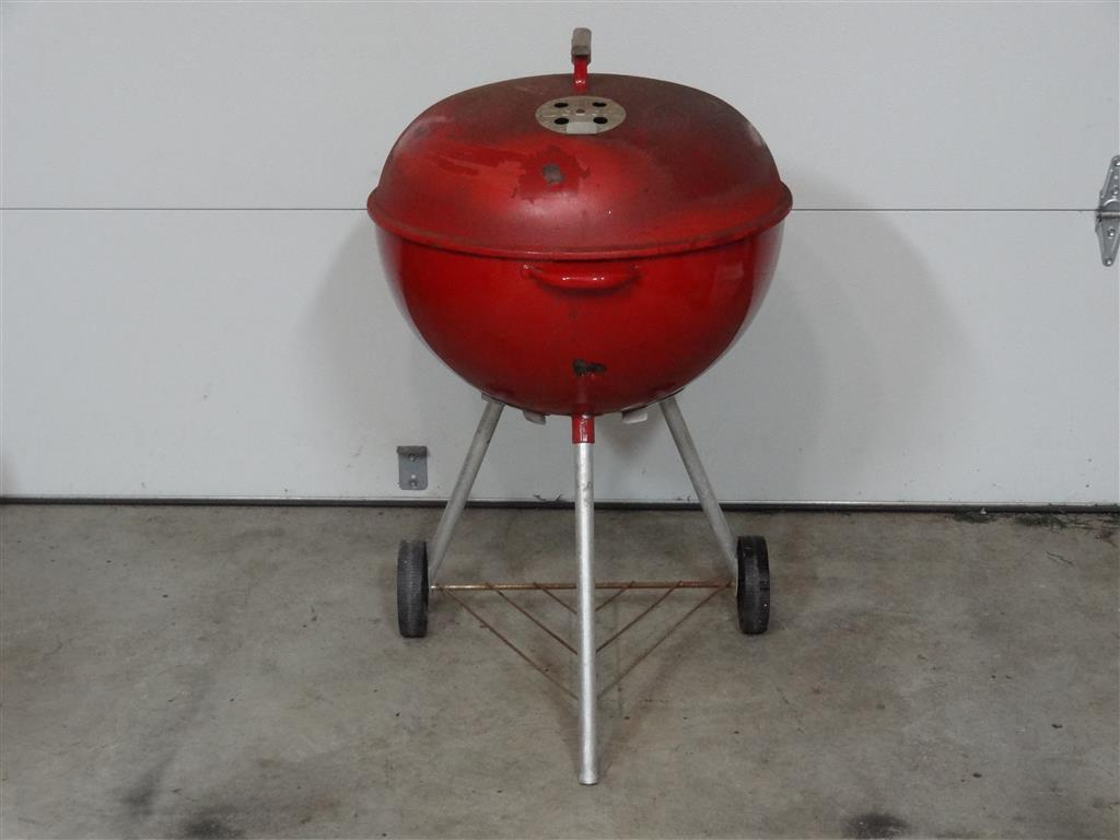Weber Grill Restoration Interior And Exterior Kettle
