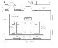 Build Living Room Furniture Floor Plans DIY PDF pergola ...
