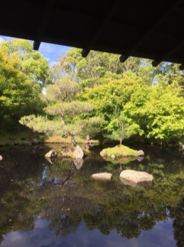 ▲Japanese Garden of Contemplation