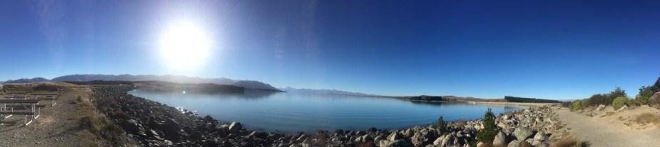 Mount Cook Alpine Salmon