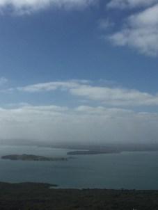 ▲Rangitoto Island 山頂風景