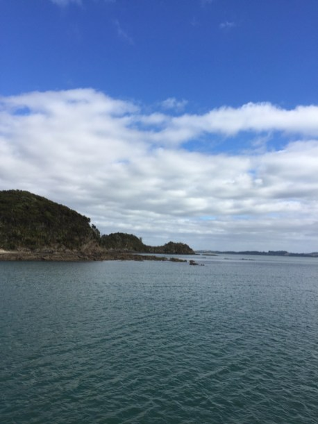 Paihia to Russell