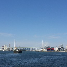 帆船型觀光船