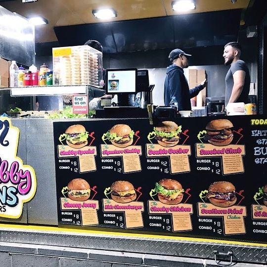 Chubby Buns Burgers