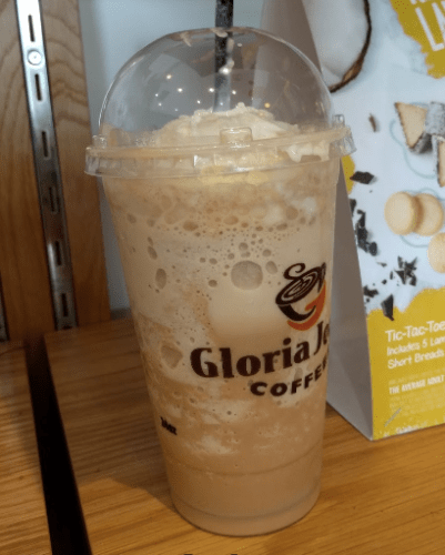 Gloria Jeans Coffee's