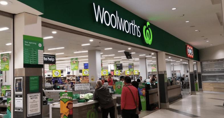 Woolworths Auburn