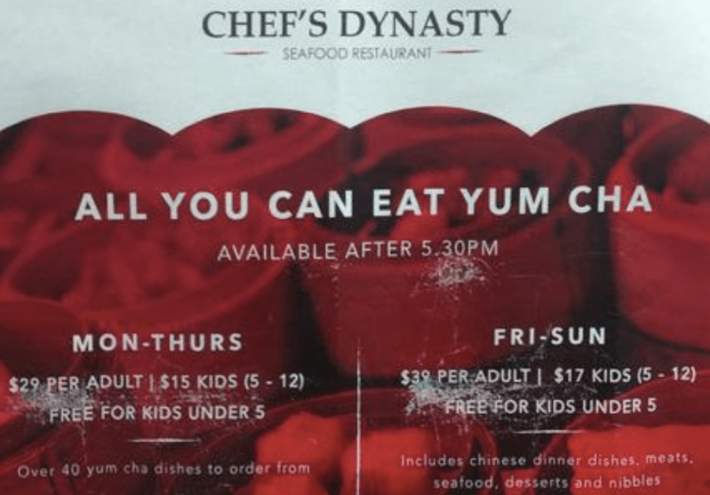 Chef's Dynasty