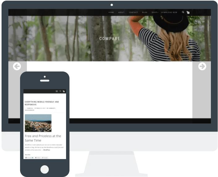 ShopIsle WordPress Theme