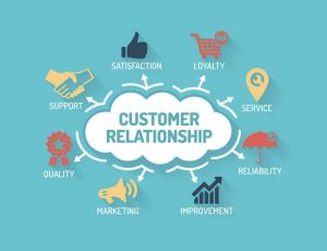maintain+customer+relation