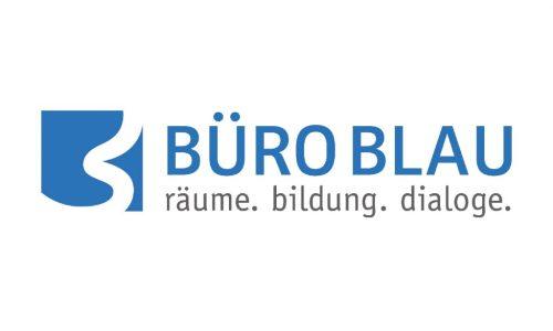 """Frank Baumann, Geschäftsführer """"BÜRO BLAU"""""""