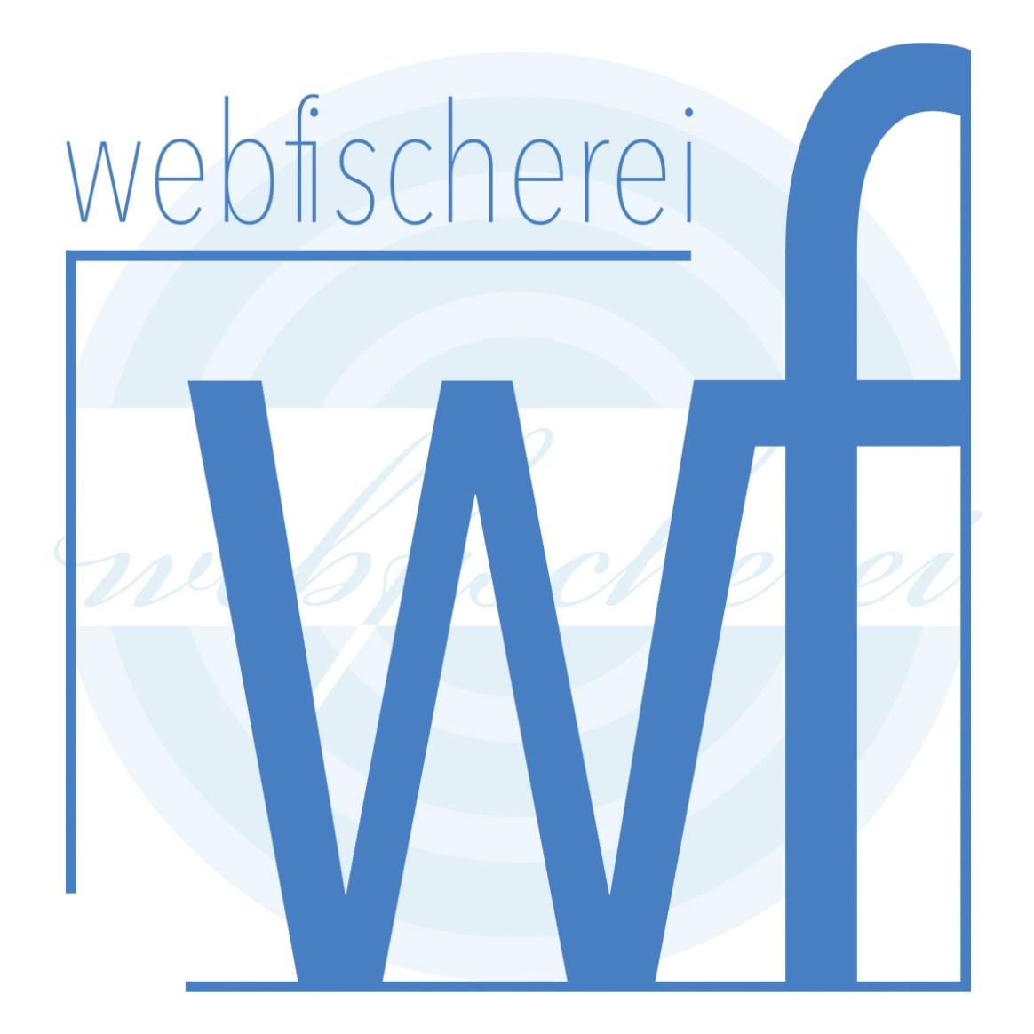 Logo webfischerei Wechsel