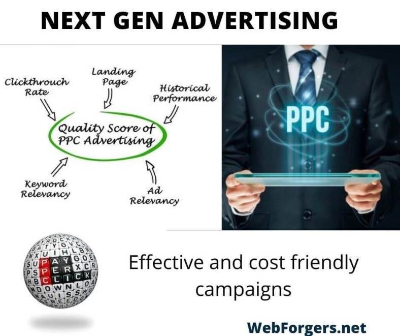 Adwards and PPC campaigns