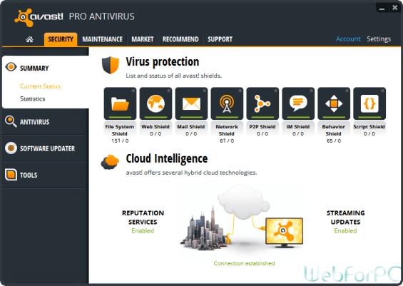 Avast PRO Antivirus 2013 Free Download